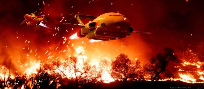 Thunderbirds: International Rescue