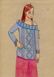 Month of Maybel week 1: Sweaters by Drzewobojczyni
