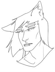 Kirt sketch by AcheronHades