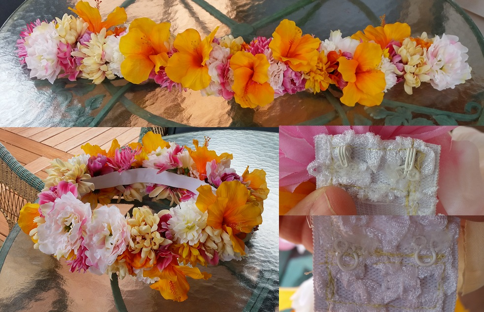Fursuit Flower Crowns by Kiwi-Niwi