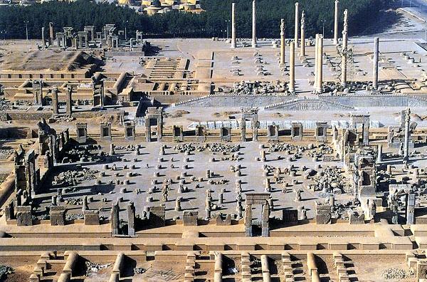Persepolis in Iran(takhte jamshid) by jastina-stella