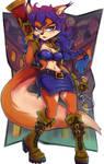 Carmelita Fox