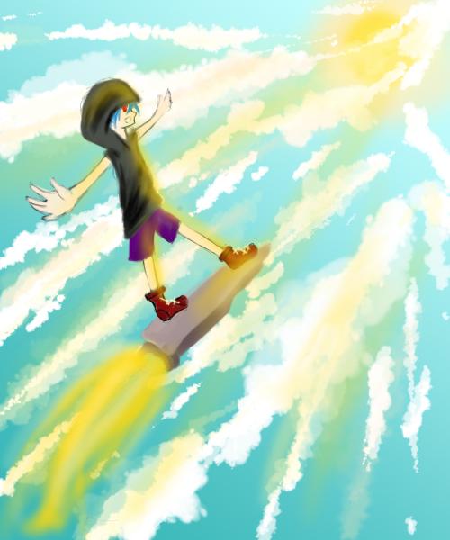 Light up the sky by RavenMomoka