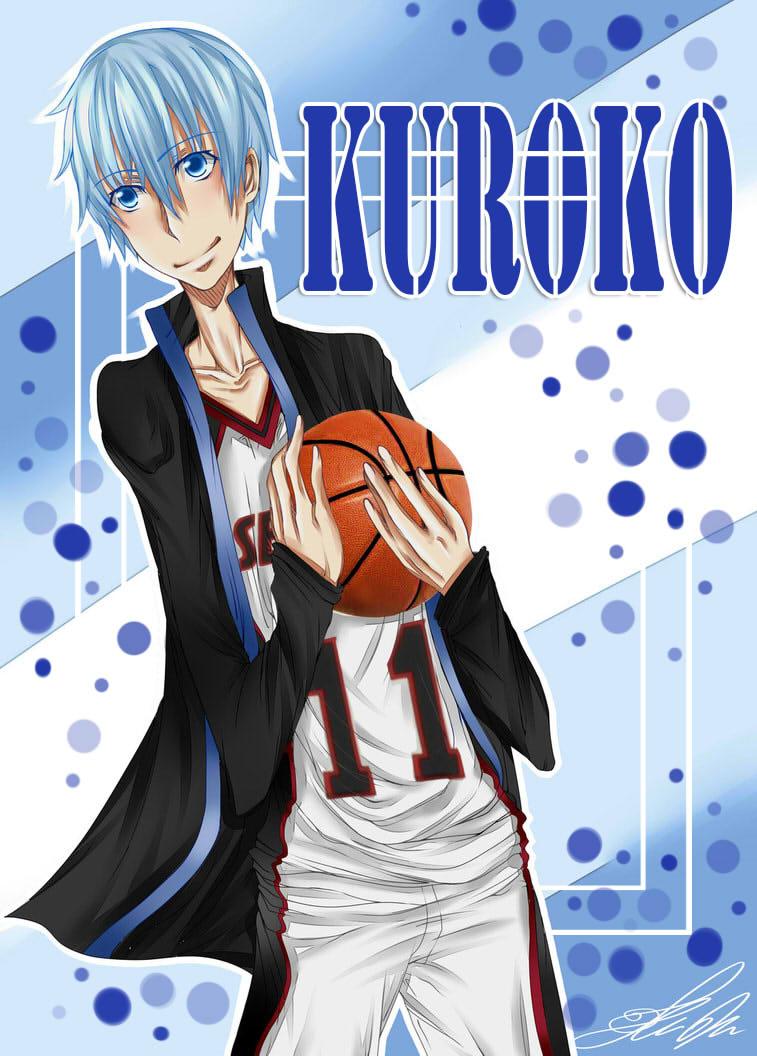 Kuroko by RavenMomoka