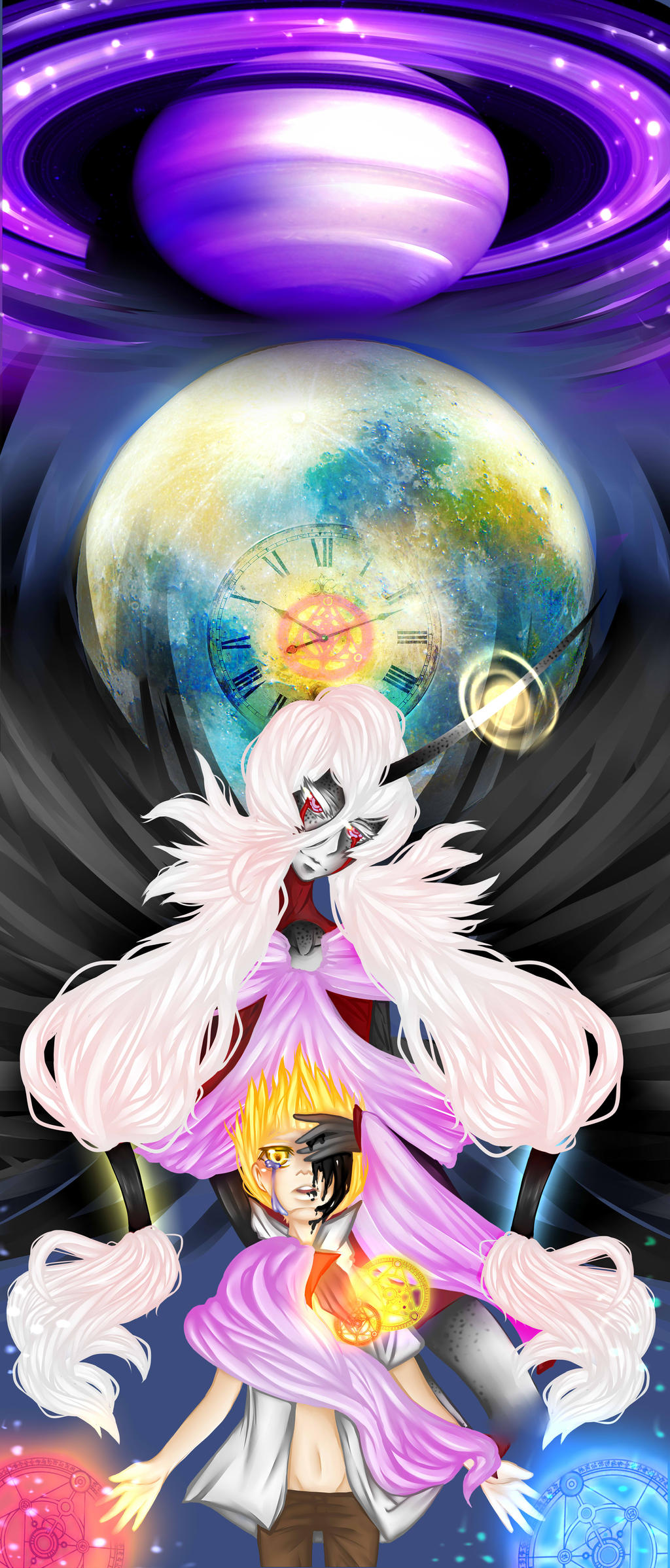 nowhere everywhere by RavenMomoka