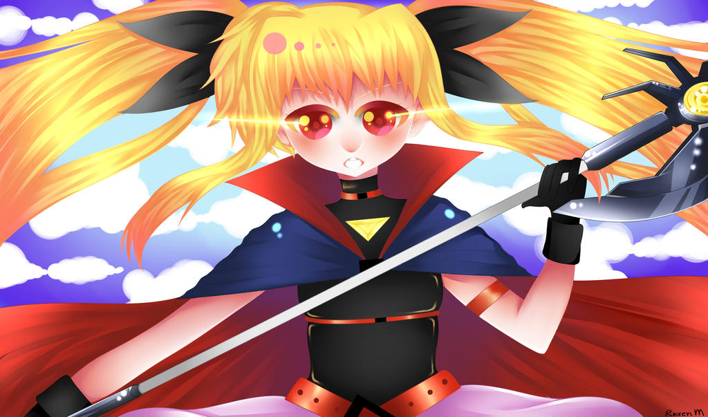 I AM FATE by RavenMomoka