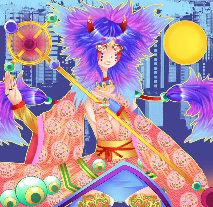The Balance by RavenMomoka