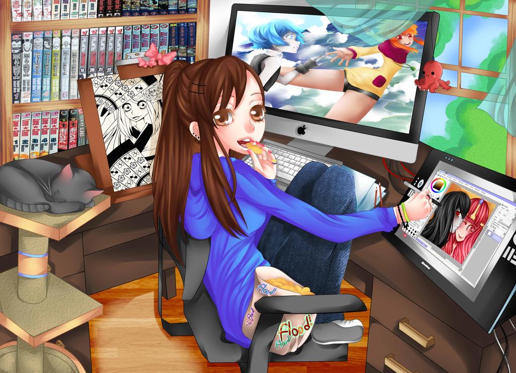 My Dream by RavenMomoka