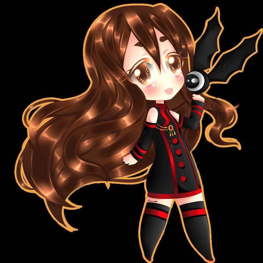 Chibi by RavenMomoka