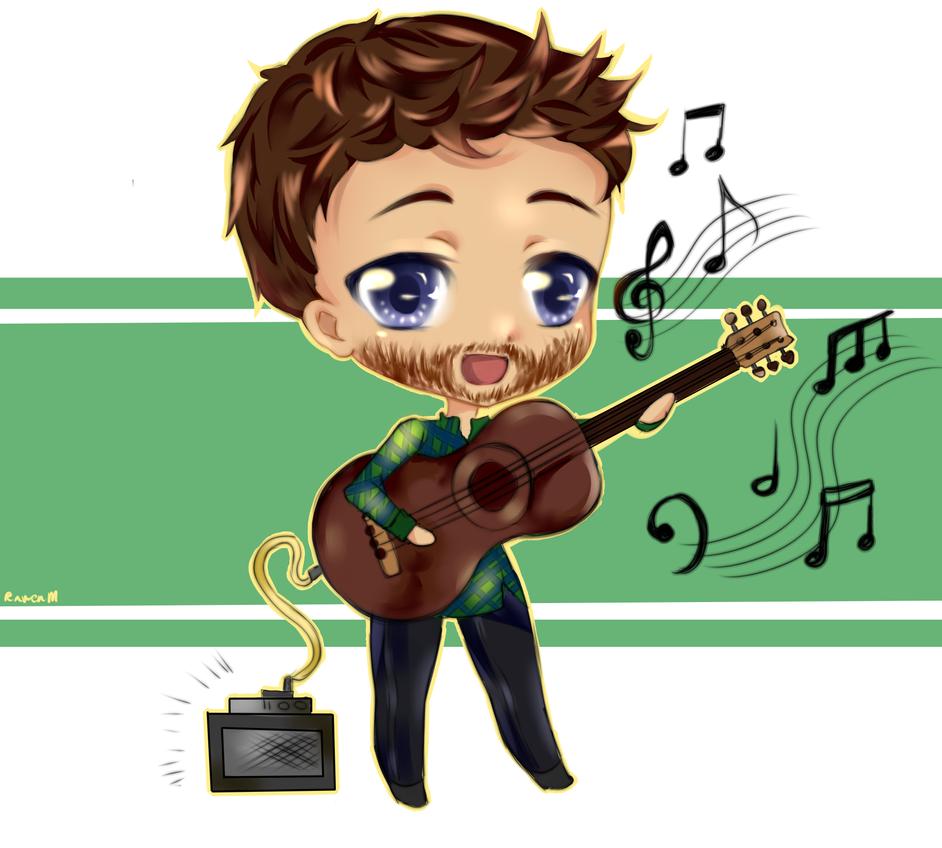 musician by RavenMomoka