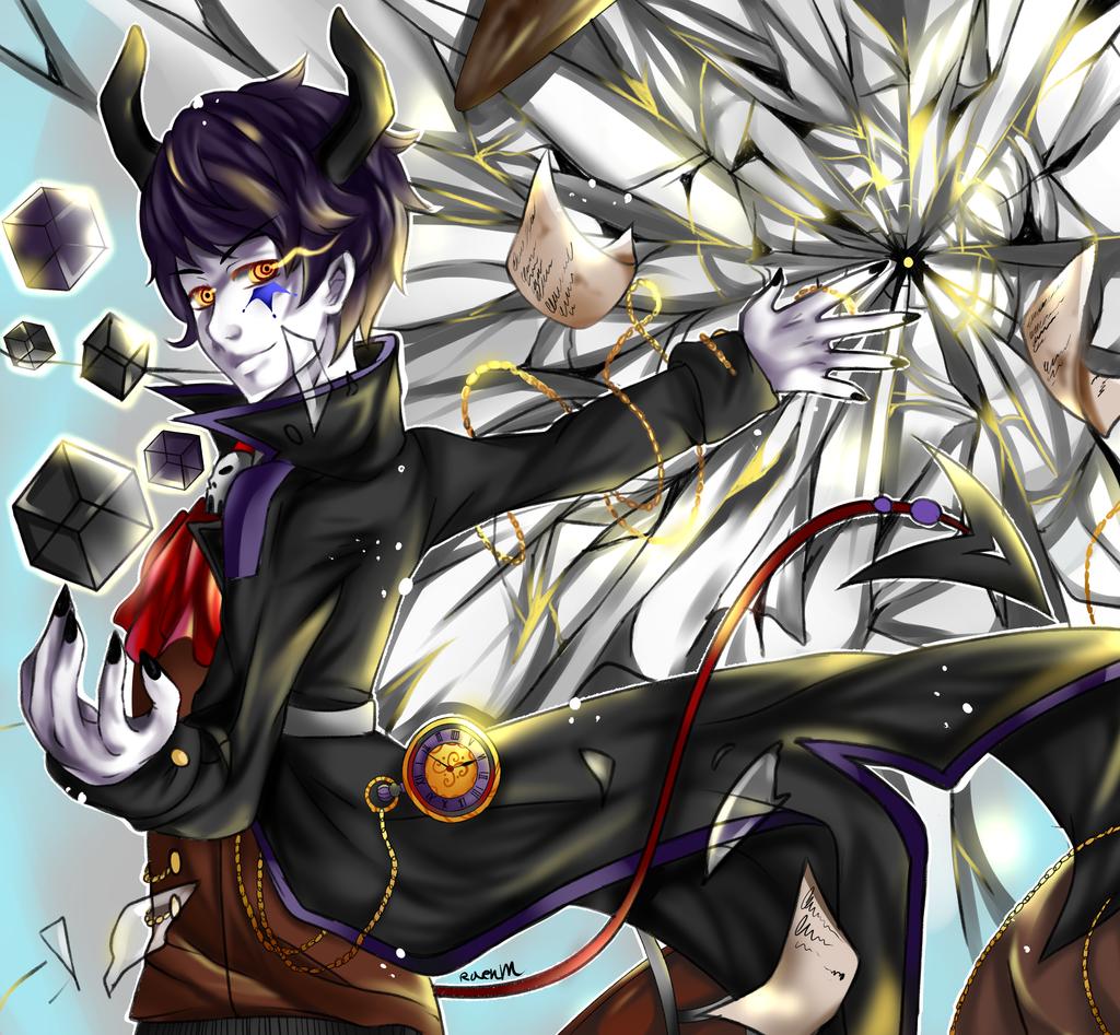 Sin by RavenMomoka