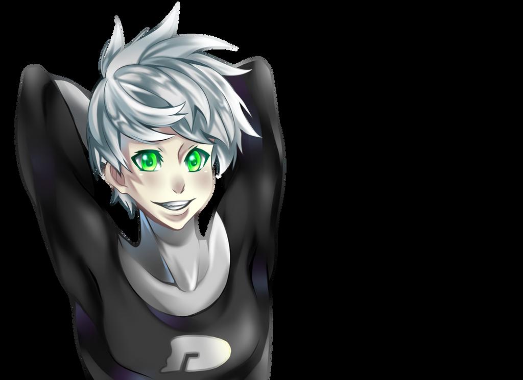 Danny Phantom by RavenMomoka