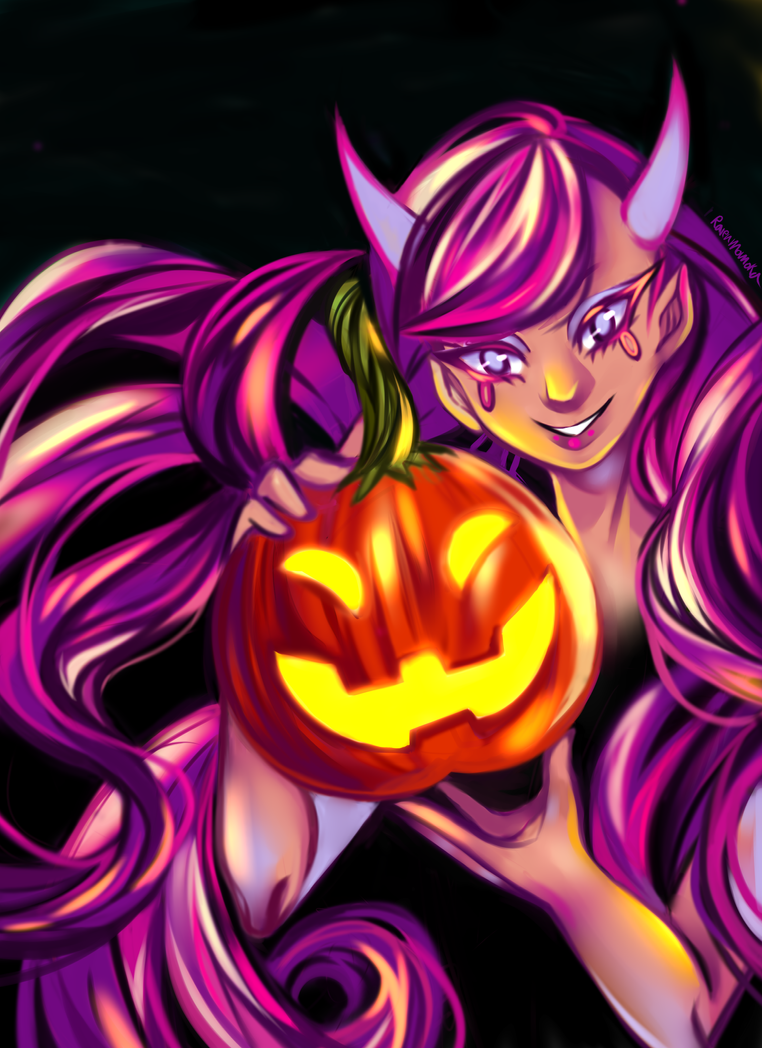 Pumpkin by RavenMomoka