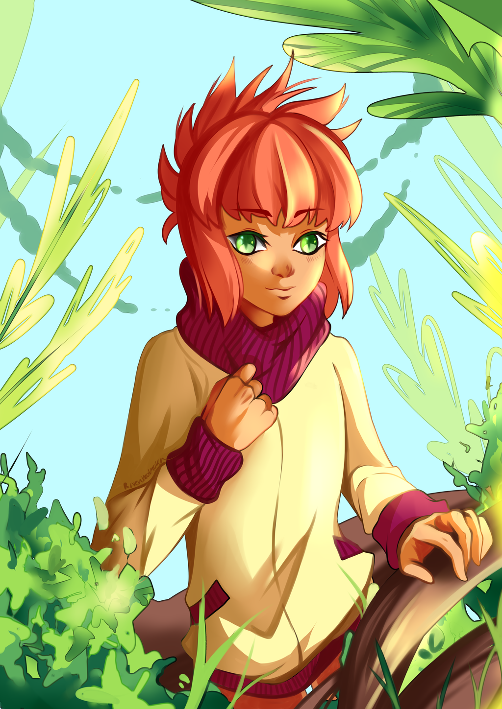 Robin by RavenMomoka