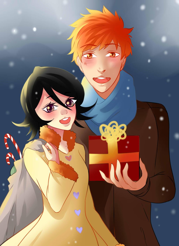 Christmas by RavenMomoka
