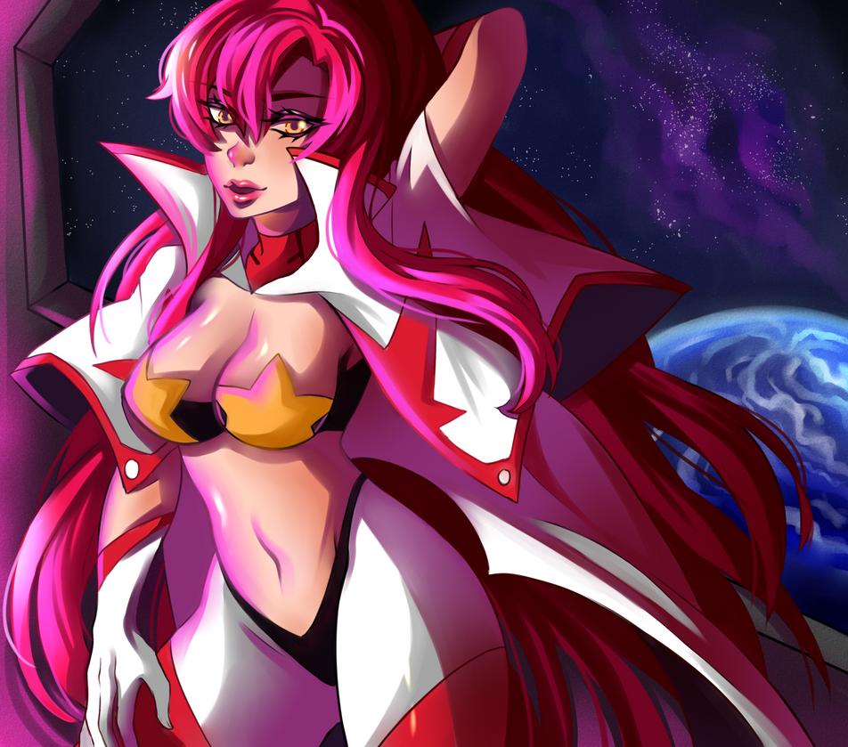future Yoko by RavenMomoka