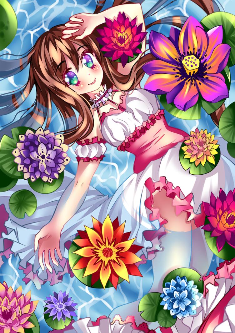 Soul In Bloom by RavenMomoka