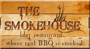 my bbq restaurant logo