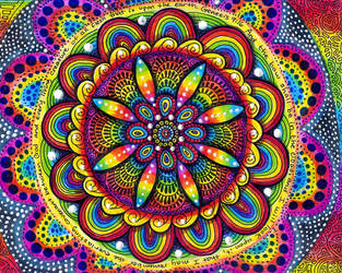 Patterns of the Rainbow (FOR SALE) by HGCreations