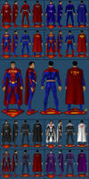 Superman Re-Design - 2008 by Killerbee-Kreations