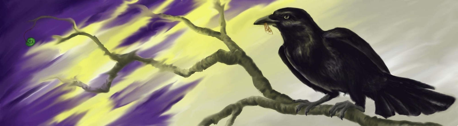 Better a Crow by Karaechi