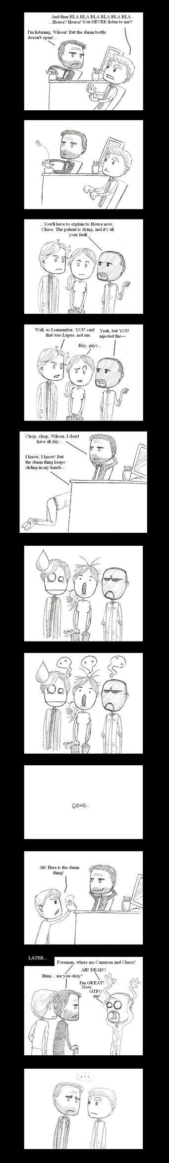 Easily Misunderstood by wolfKardia