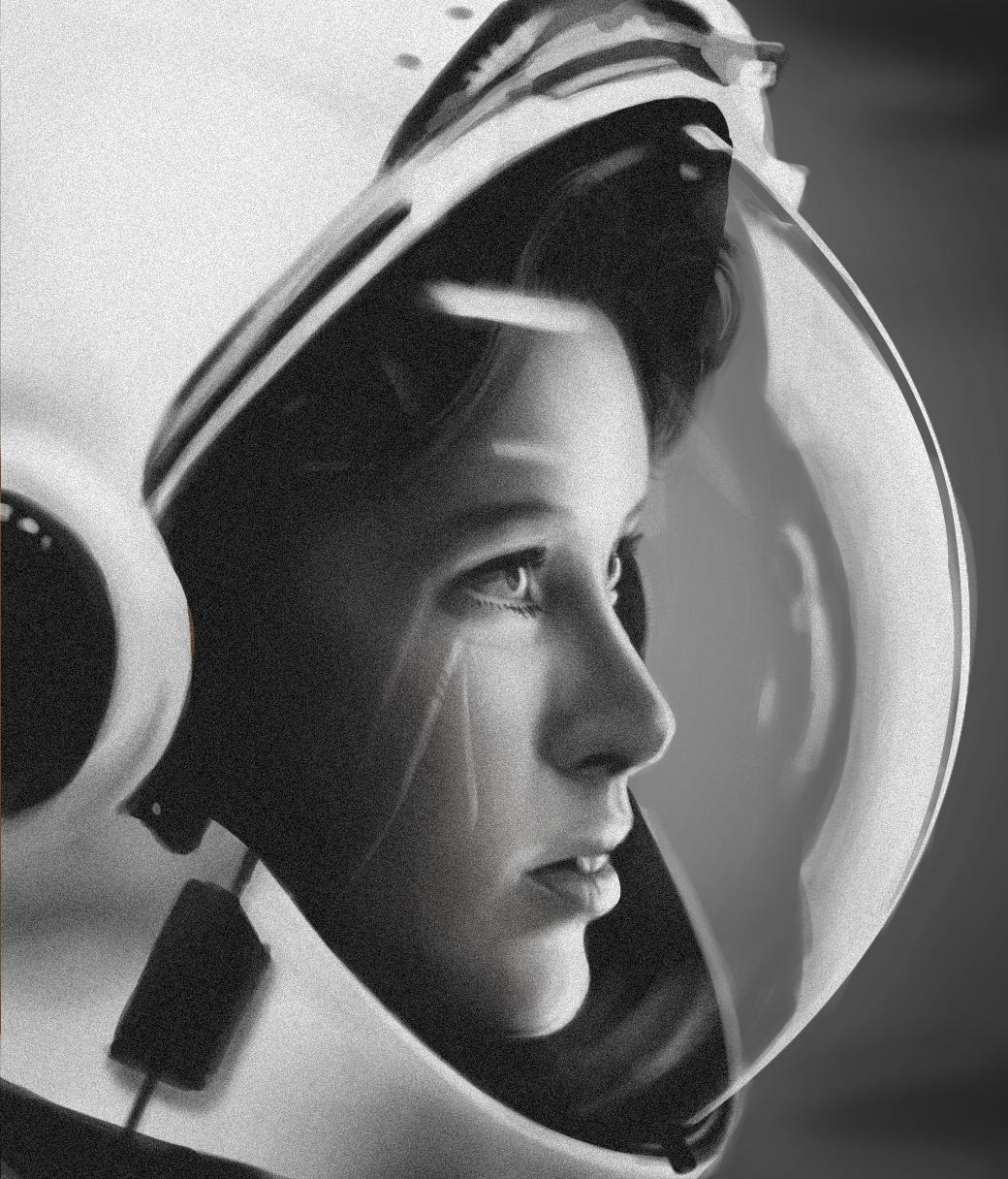anna female astronaut - photo #11