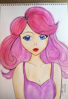 Watercolor by NatyTsuki