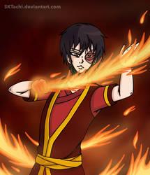 Zuko ~ Avatar The Last Airbender by SKTachi