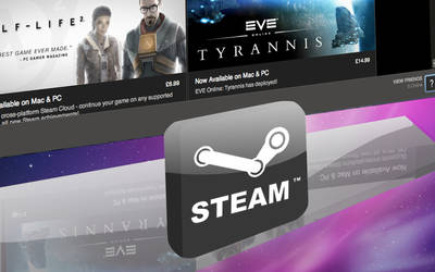 steam mac background by heshoots