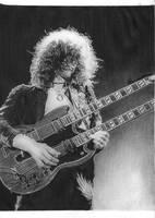 Jimmy Page. by MsRainmaker