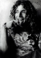 Robert Plant. by MsRainmaker