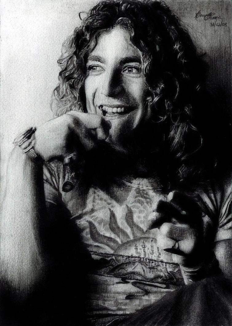 Robert Plant. by MsRainmaker