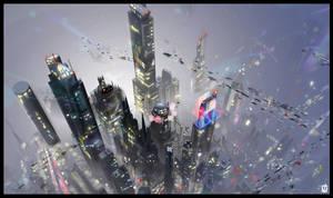 Concept City by Kamina1978