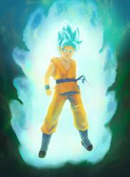 Son Goku Blue