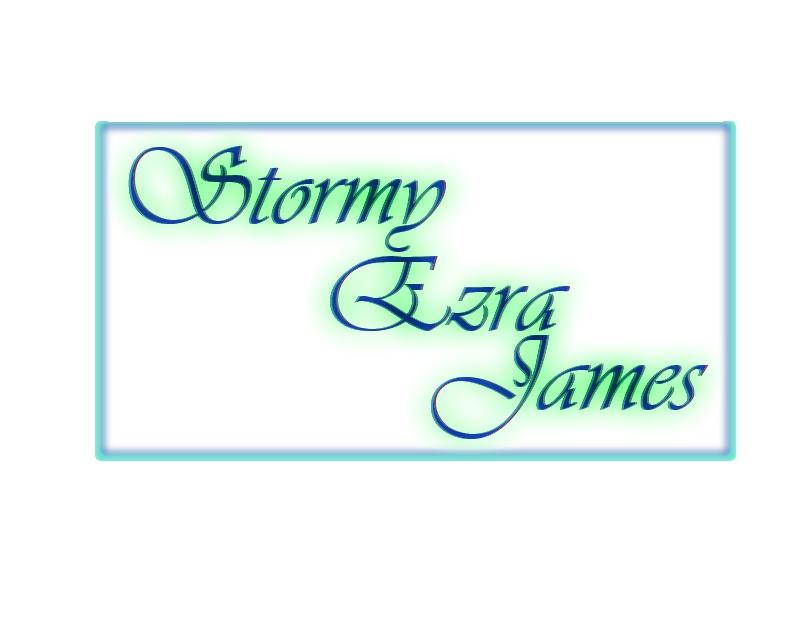 Stormy Ezra James Wall Art 2 by WAP-94-LATW