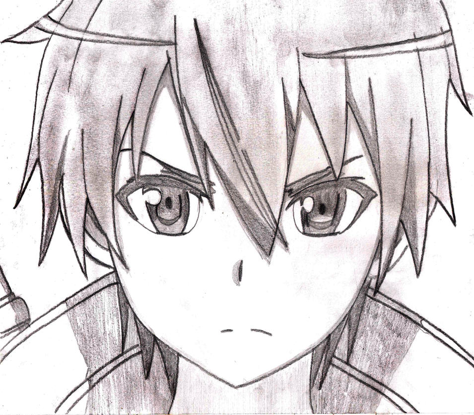 Kirito Sword Art Online By Ven94 On Deviantart