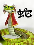 Year of the Viper