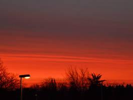 Morning Sky by FrankAndCarySTOCK