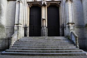 Church Doors by FrankAndCarySTOCK