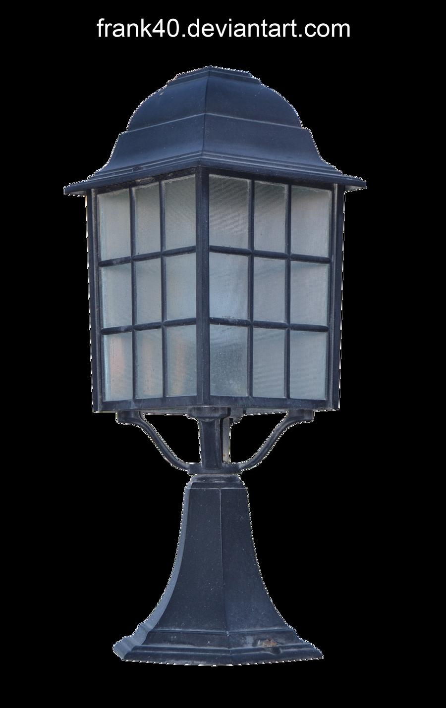 Lamp by FrankAndCarySTOCK
