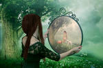The Mirror of Memories by FrankAndCarySTOCK