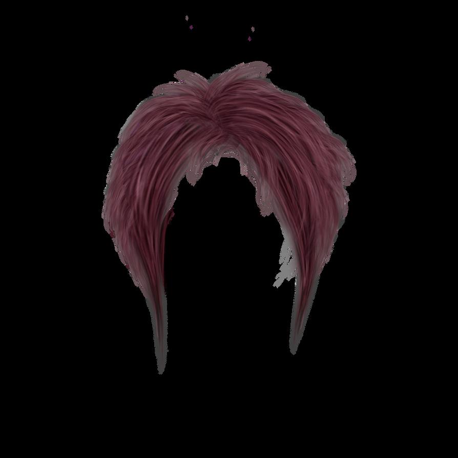hair png - photo #7