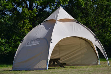 Tent1 Stock by FrankAndCarySTOCK