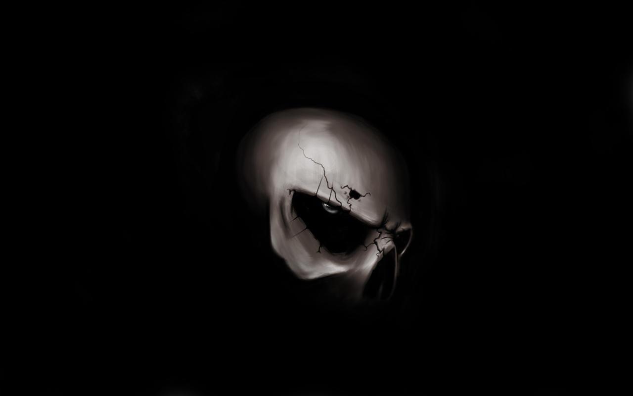 Skull by Narigato