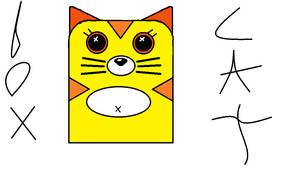 Box Cat by Senackichan