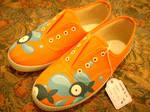 Shoes - Fishy