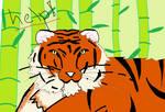 tiger by Mumuyu1