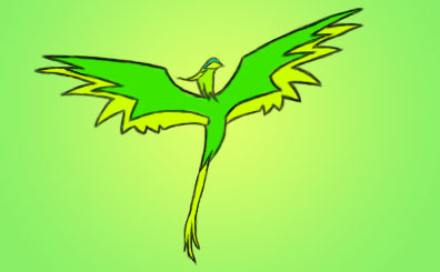 Balefire Phoenix-Pyrelight? by Deusira