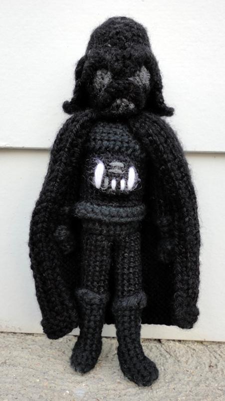 Darth Vader by leftandrightdolls on DeviantArt
